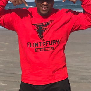 Official Flint Fury T-Shirt