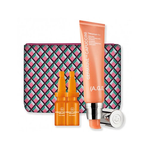 Timexpert C+ (A.G.E) Multi-correction Emulsion and Pure C Essence