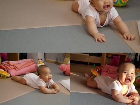Review แผ่นรองทาทามิ Migusa from Seikisui ที่ไม่ใช่แค่นุ่ม แต่ช่วยสร้างพัฒนาการเด็กได้