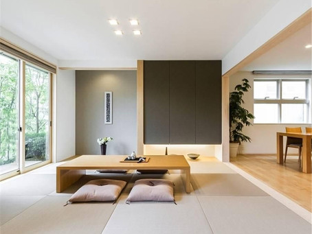 แต่งบ้านด้วยเสื่อทาทามิให้ได้กลิ่นไอของความเป็นญี่ปุ่น