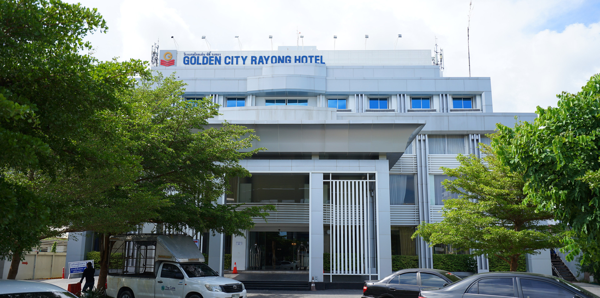 Rayong City Hotel Project