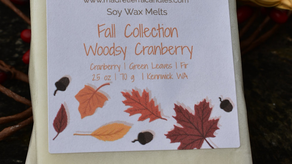 Woodsy Cranberry