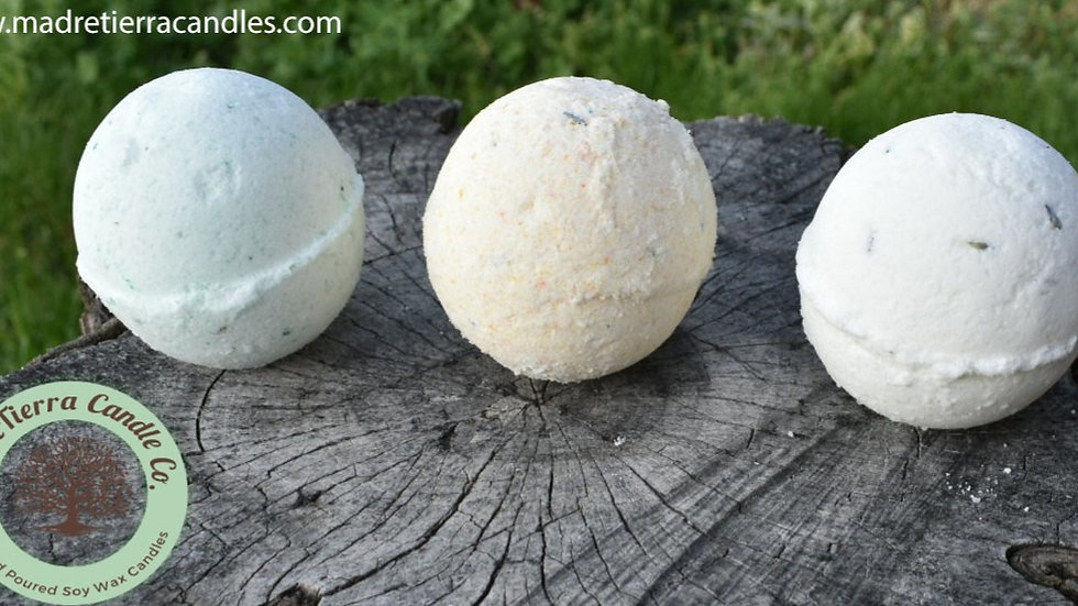Bath Bombs Set of 3