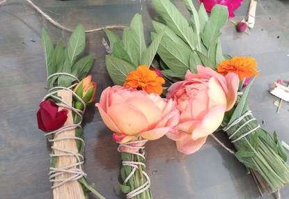 Sage + Flowers Bundles