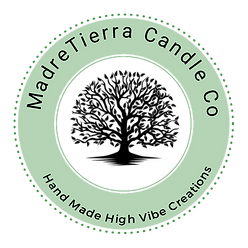 MadreTierra Candles Logo