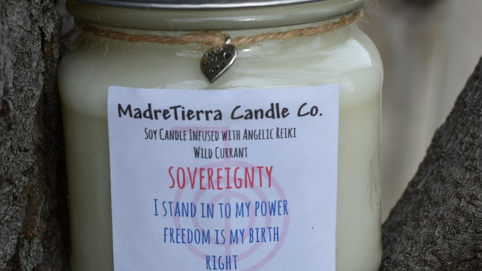 Sovereignty | Angelic Reiki Infused