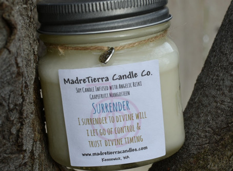 Surrender: Amplify The Art of Surrender with Candle Vibes