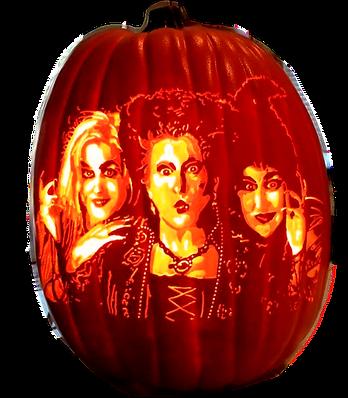 Hocus Pocus Pumpkin
