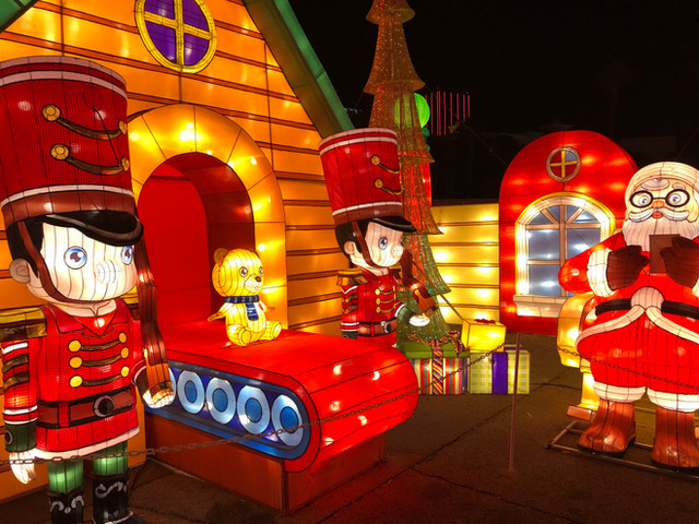Visit Santa's Workshop!