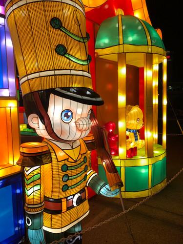 Holiday Lights and Lanterns