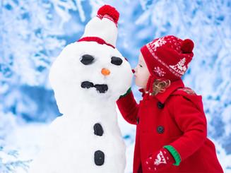 Build your own Snowman!