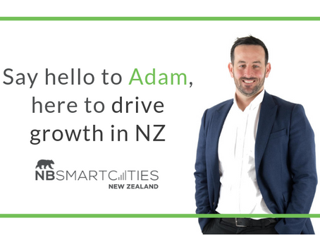 NB SmartCities NZ appoint General Manager to lead growth