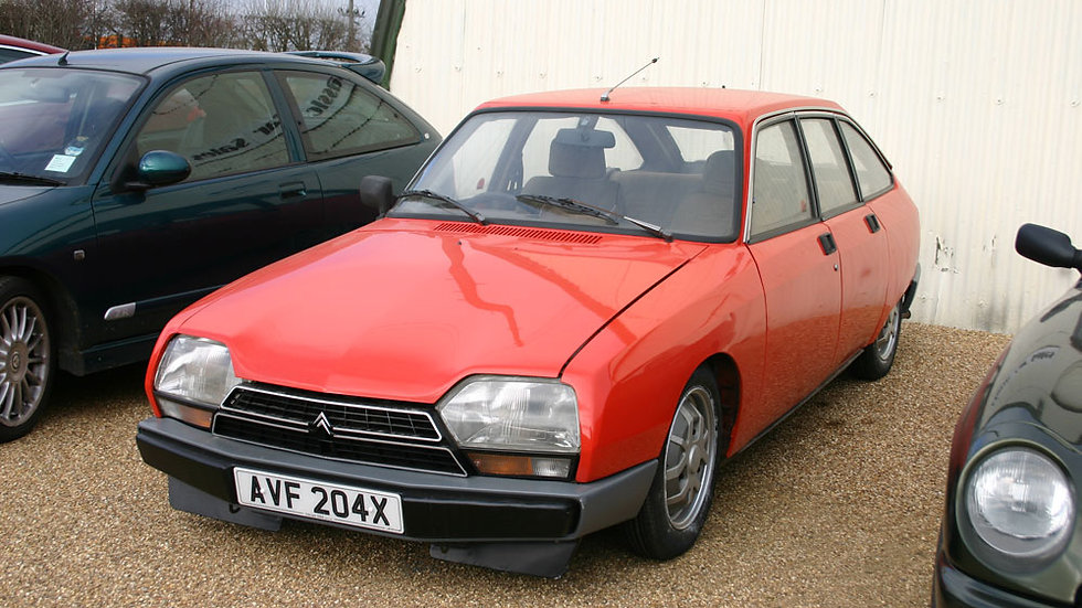 1981 Citroën GSA Pallas
