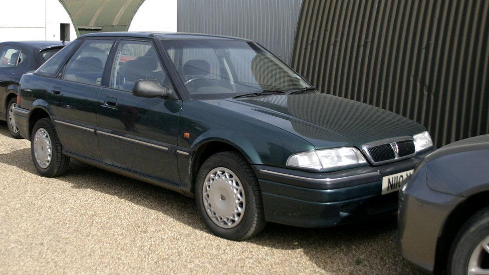 Rover 216 SLi