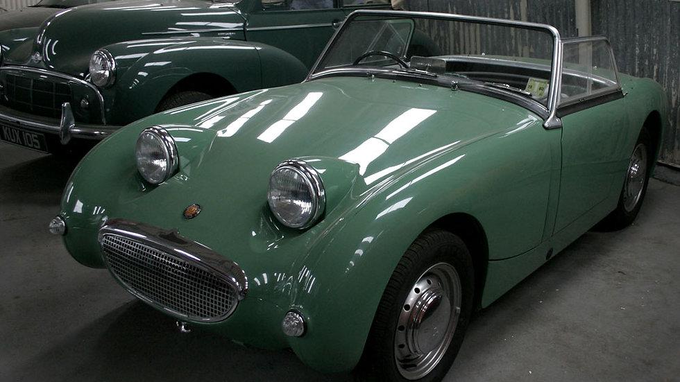 1959 Austin Healey Frogeye Sprite