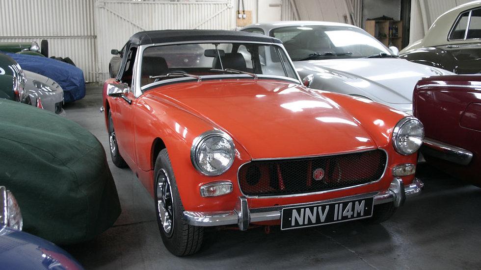 1974 Midget 1275 RWA