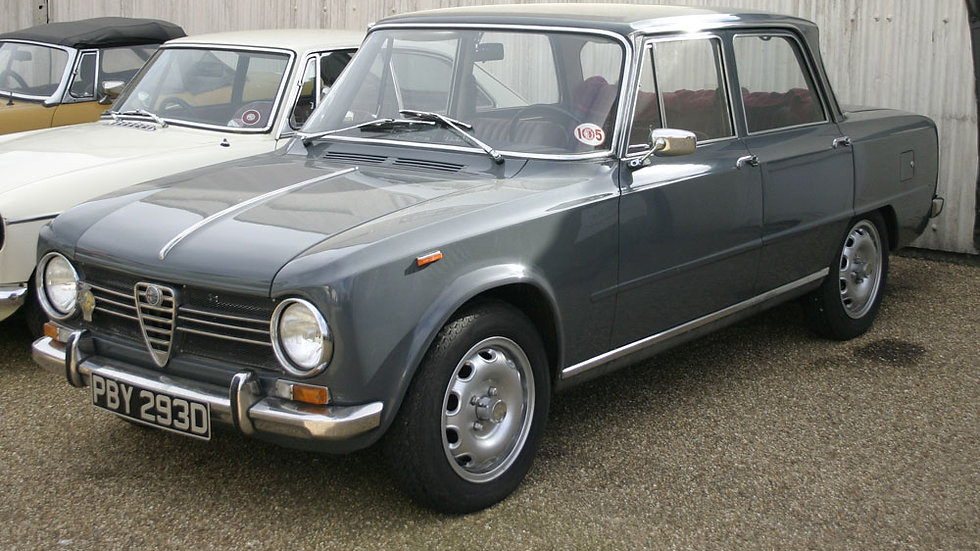 1966 Giulia 1300 TI
