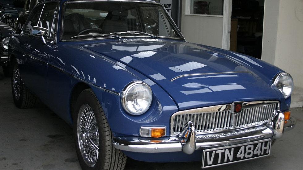 1969 MGC