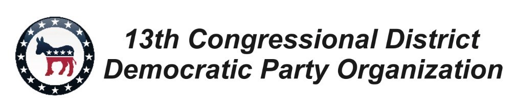13th Congressional District Democratic Party Organization