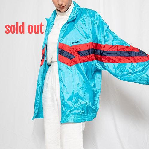 Adidas nylon jacket- outlet