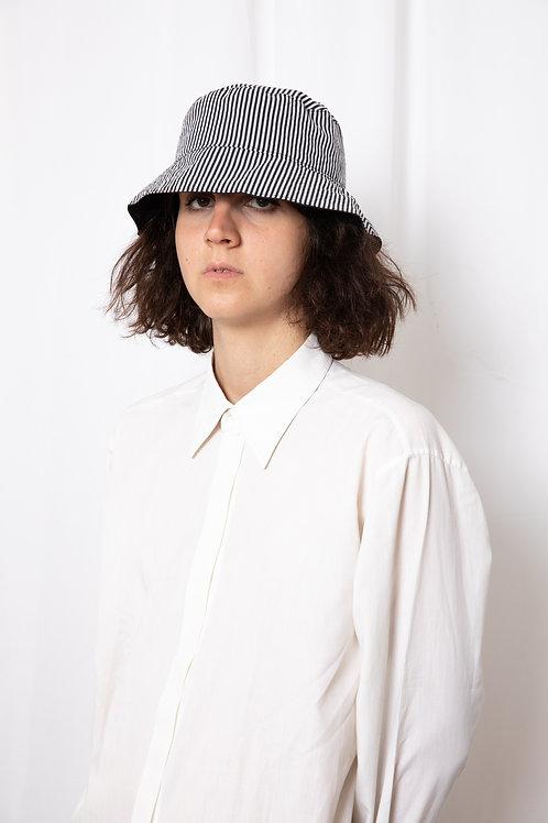 Black & Stripes Hat