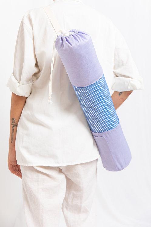 Violet Yoga Bag