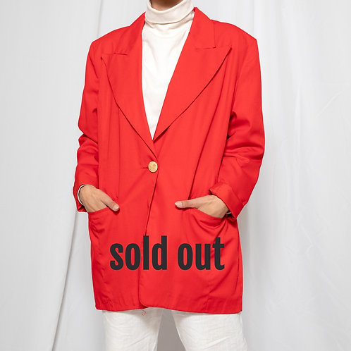 Red 80s jacket