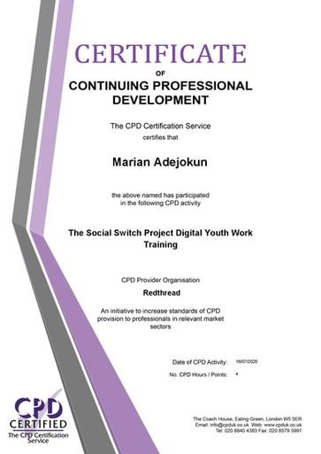 Marian Adejokun_The Social Switch Projec