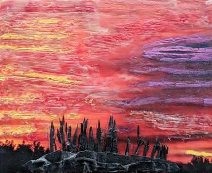 Tequilla Sunrise