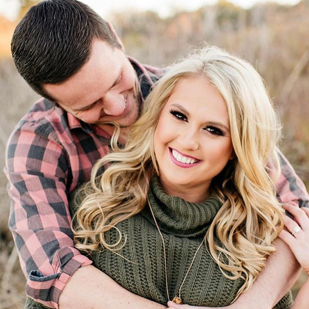 Engagement shoot _Makeup by Amanda _ Hai