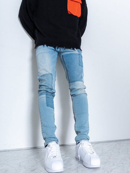 Konus Men's Shadow Patch Denim