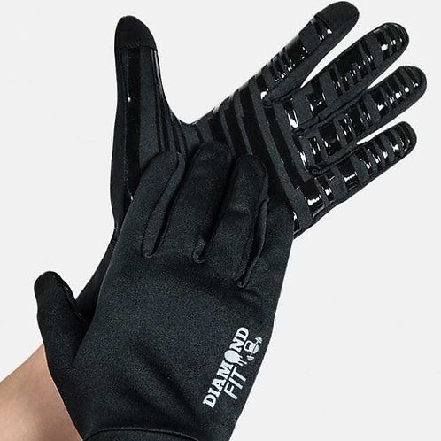 DIAMONDFIT Full Finger Gloves with Touch Screen Index/Thumb