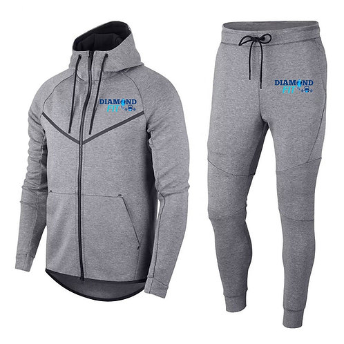 Men's DIAMONDFIT Jogger set - Grey or Black