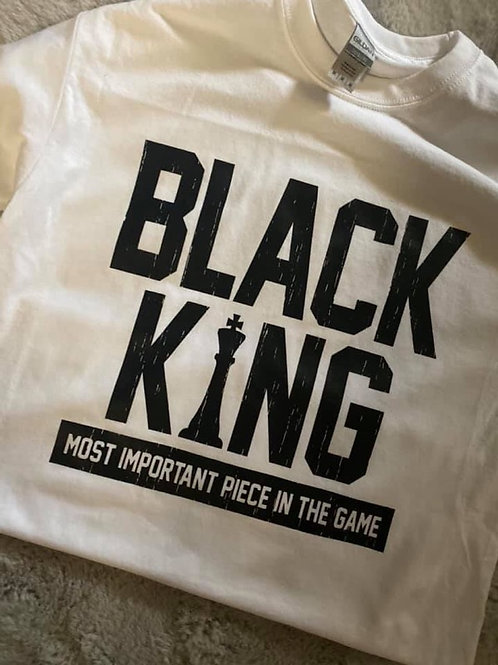Black King T-Shirt