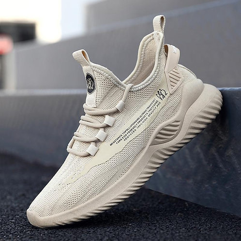 """""""Boost"""" style mesh athletic shoes"""