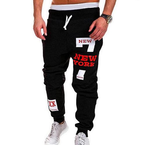 Mens Joggers Fitness Men Sportswear