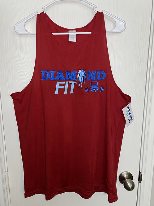 Men's DIAMONDFIT Racerback Tank