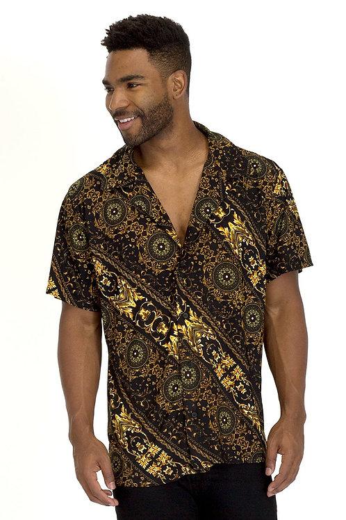 Button Down Pendant Shirt