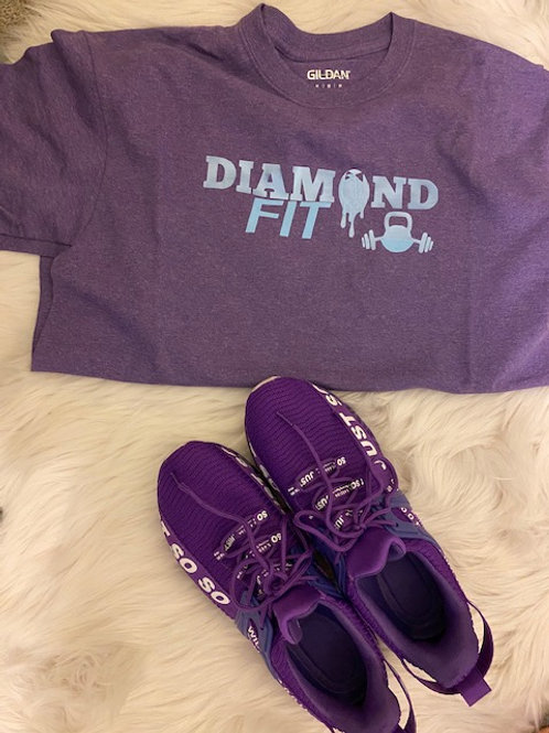 DIAMONDFIT - T-shirts...Various Colors and Sizes
