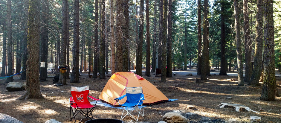 Six Tips for Making a Quick Exit From Camp