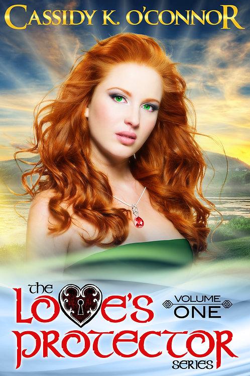 Love Protector Series Vol. 1 - Print Book