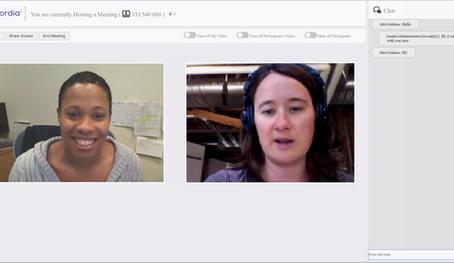 Ecordia Online Meetings is here!