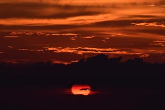 Zatmění slunce, Lysá hora