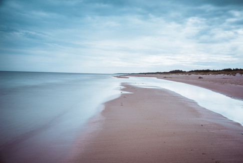 Balt, duny, Polsko