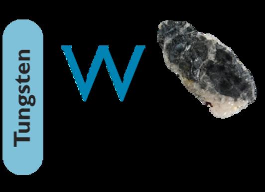 Tungsten (W)