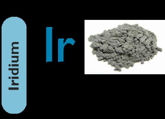 Iridium (Ir)