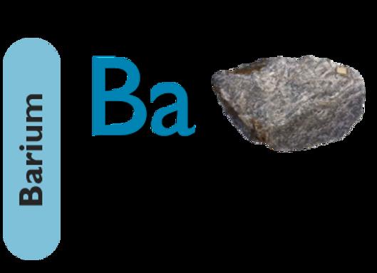Barium (Ba)