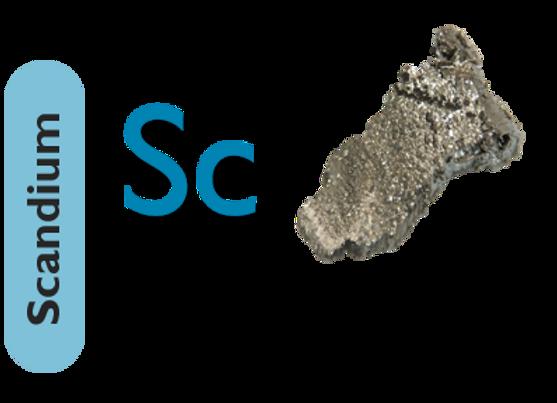 Scandium (Sc)