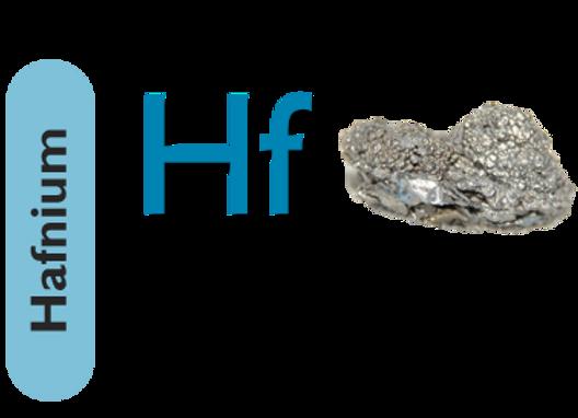 Hafinium (Hf)