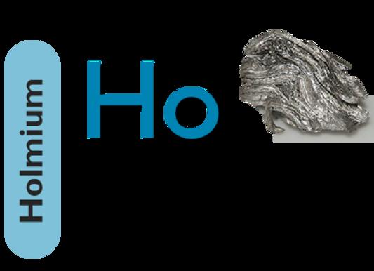 Holmium (Ho)